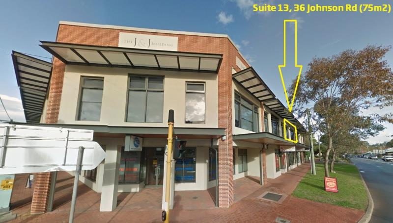 Suite 13/36 Johnson Street GUILDFORD WA 6055