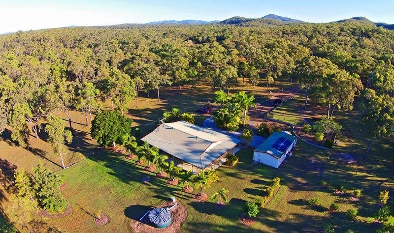 72 Davies Road CAPTAIN CREEK QLD 4677
