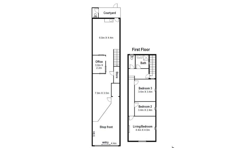Ground & F/140 Puckle Street MOONEE PONDS VIC 3039