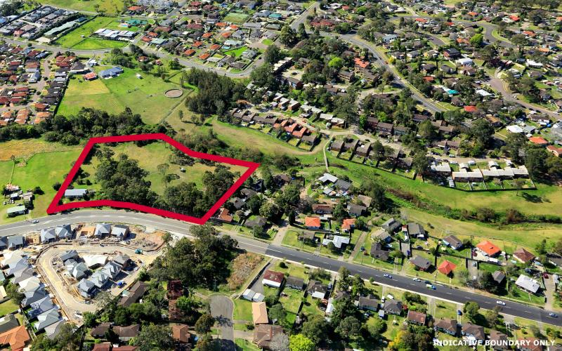 DP614672/74 Wilsons Road MOUNT HUTTON NSW 2290