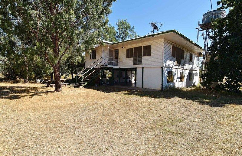 PENTLAND QLD 4816