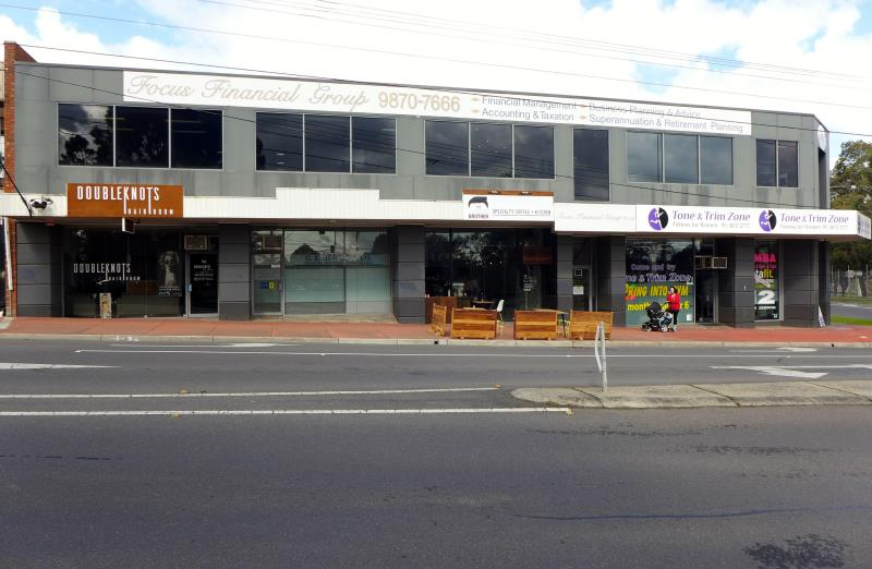 1st Floor / 2-8A Railway Avenue RINGWOOD EAST VIC 3135