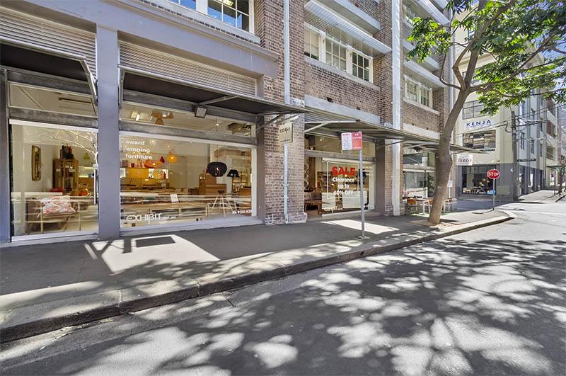 Shop 1 & 2/23-33 MARY STREET SURRY HILLS NSW 2010