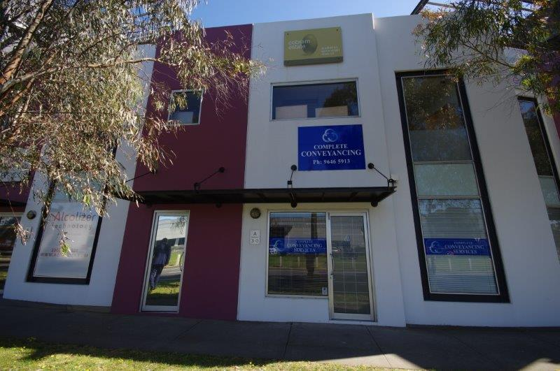 Level 1 A3/63-85 Turner Street PORT MELBOURNE VIC 3207