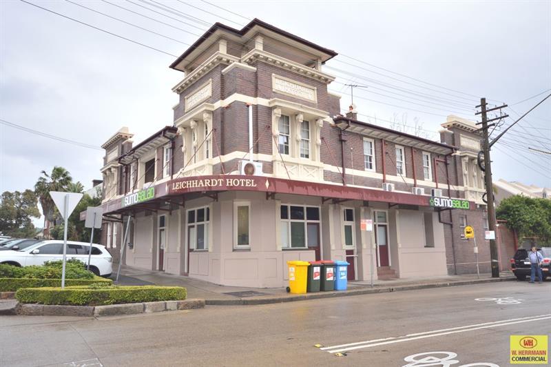 1 Short St LEICHHARDT NSW 2040
