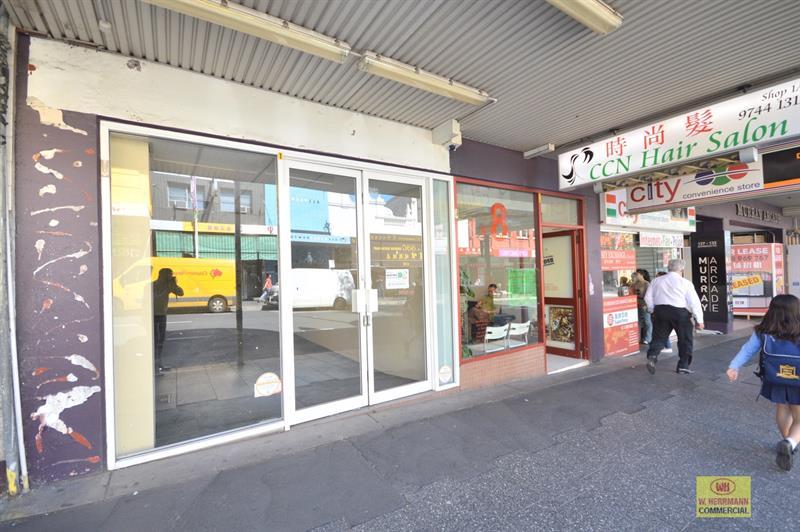 Shop 1/127 Burwood Rd BURWOOD NSW 2134