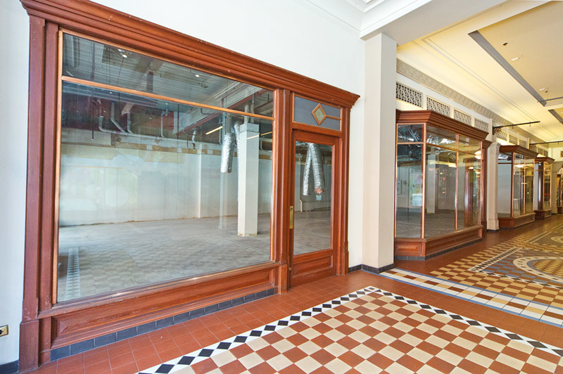 Regent Arcade Rundle Mall ADELAIDE SA 5000