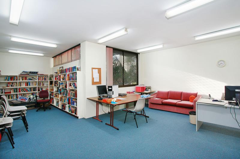 Hurstville Library Meeting Room