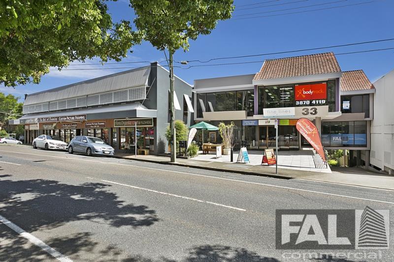 Unit  1/33 Woodstock Road TOOWONG QLD 4066