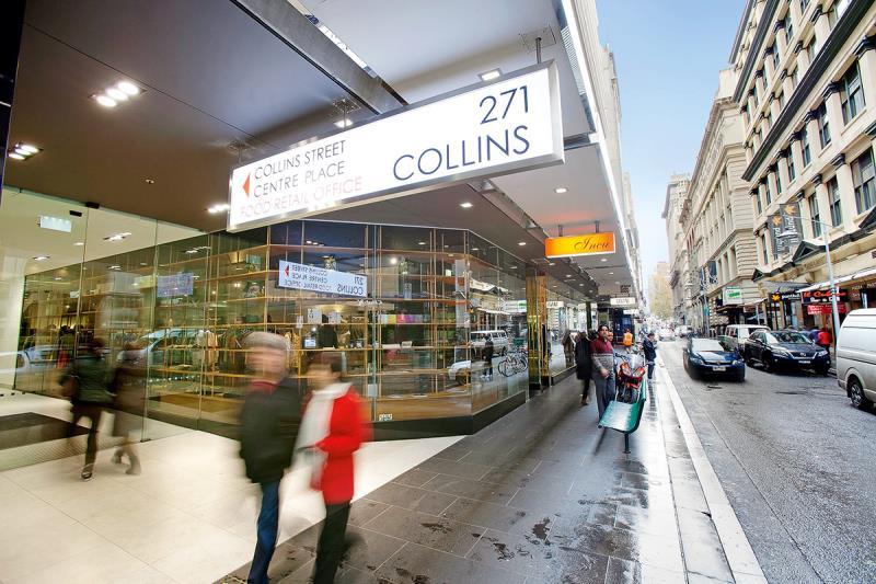 8B/271 Collins Street MELBOURNE VIC 3000