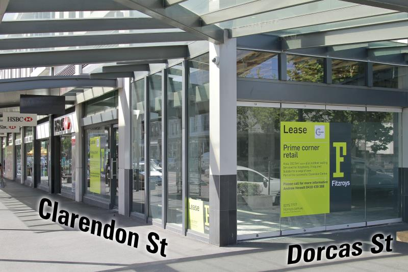 Corner Ret/261 Clarendon Street SOUTH MELBOURNE VIC 3205