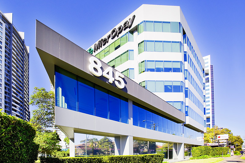 Various Su/845 Pacific Highway CHATSWOOD NSW 2067