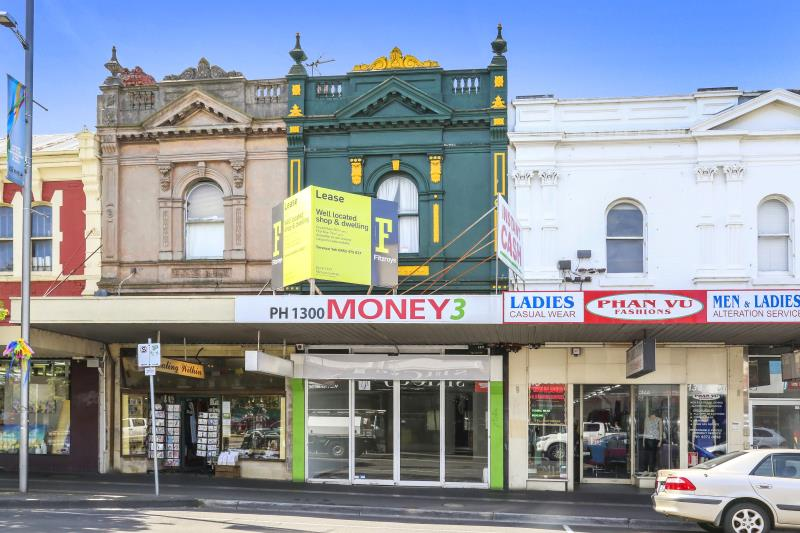 Ground & F/140 Puckle Street MOONEE PONDS VIC 3039