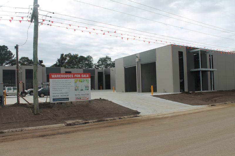 Warehouse /23-25 Sharnet Circuit PAKENHAM VIC 3810