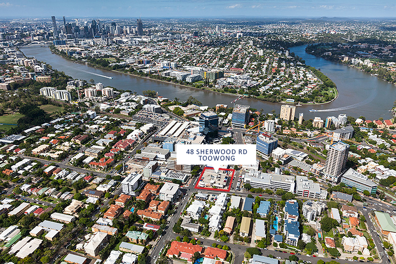 48 Sherwood Road TOOWONG QLD 4066
