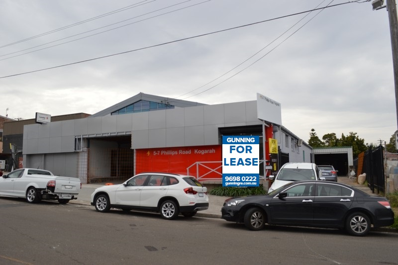 Part/5-7 Phillips Road KOGARAH NSW 2217
