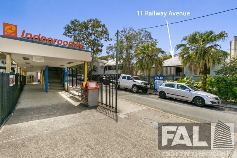 Suite/11 Railway Avenue INDOOROOPILLY QLD 4068