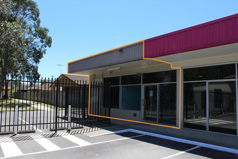 Shop 25/75-83 Park Beach Road COFFS HARBOUR NSW 2450