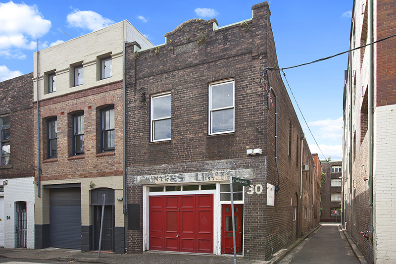 Level 1/30 O'CONNOR STREET CHIPPENDALE NSW 2008