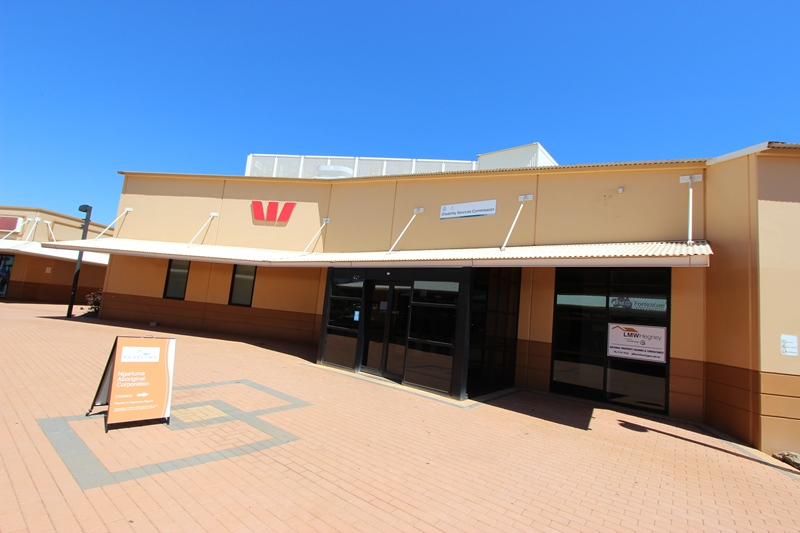 Unit 55 Karratha Business Centre, Sharpe Avenue KARRATHA WA 6714