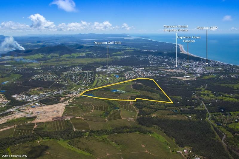 Lot 1000 Yeppoon Road, Hidden Valley YEPPOON QLD 4703