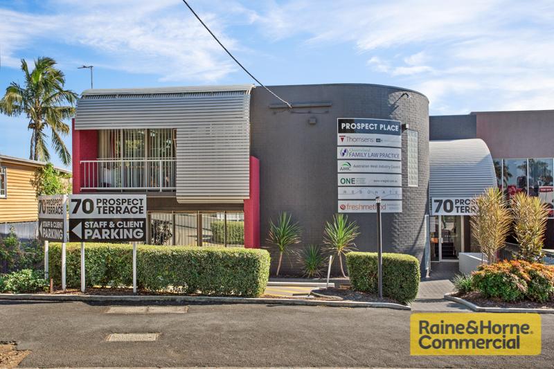 1/70 Prospect Terrace KELVIN GROVE QLD 4059