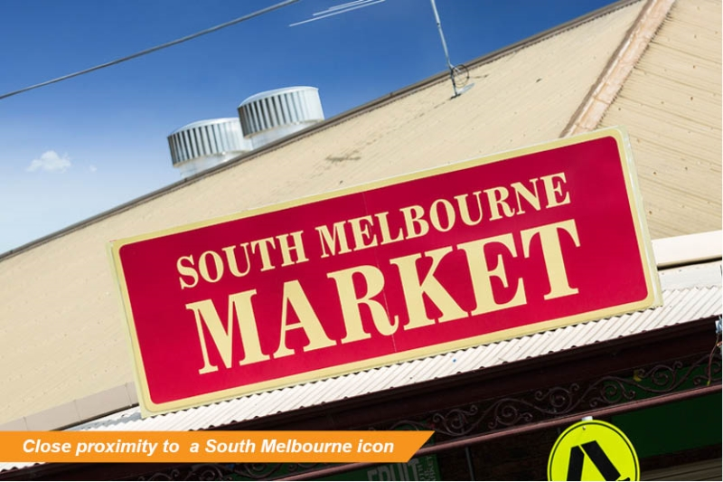 156-162 Thistlethwaite Street SOUTH MELBOURNE VIC 3205