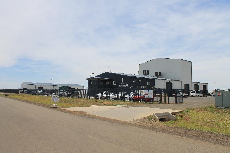 Pilon's Industrial Estate, Mitchell Highway DUBBO NSW 2830