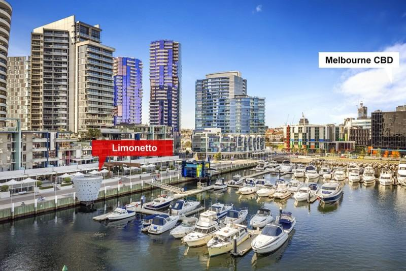 Limonetto Nodal Point-;- Newquay DOCKLANDS VIC 3008