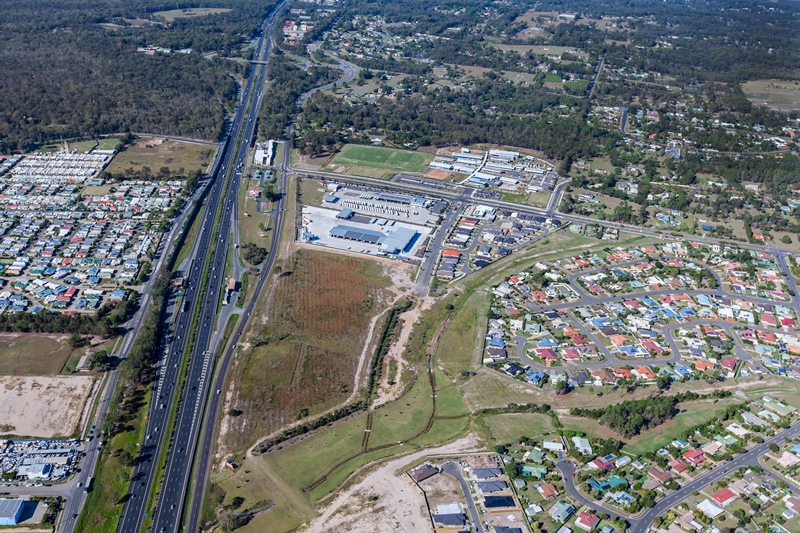 Bruce Highway Motorway Business Park BURPENGARY QLD 4505