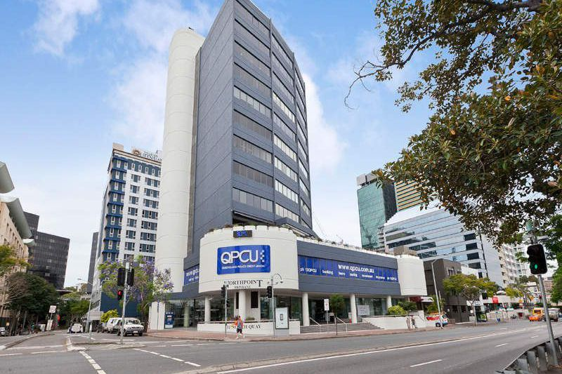 18&19/231 NORTH QUAY BRISBANE CITY QLD 4000