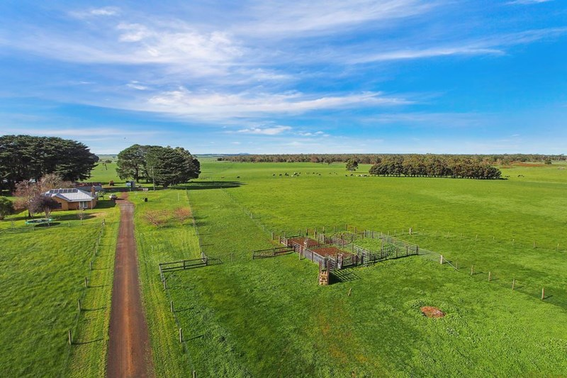 1501 Mt. Napier Road BUCKLEY SWAMP VIC 3301