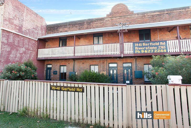 Freestandi/39-41 Garfield Road RIVERSTONE NSW 2765