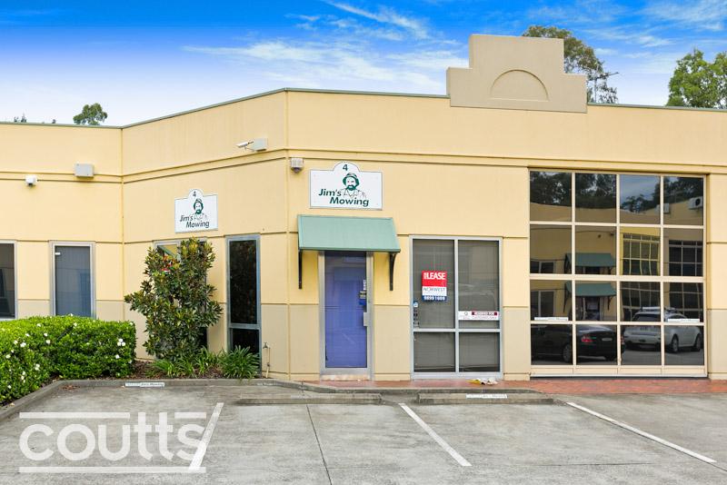 4/5-7 Anella Avenue CASTLE HILL NSW 2154