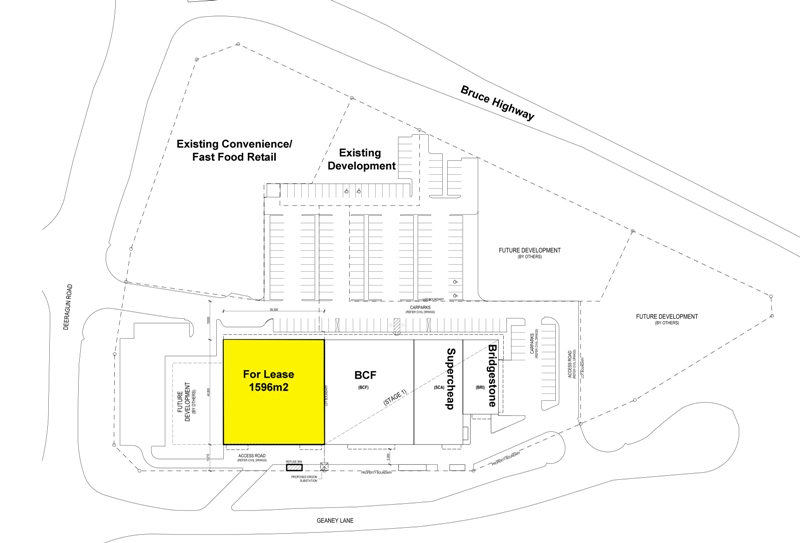 Lots 5 and 6 Northside Square DEERAGUN QLD 4818
