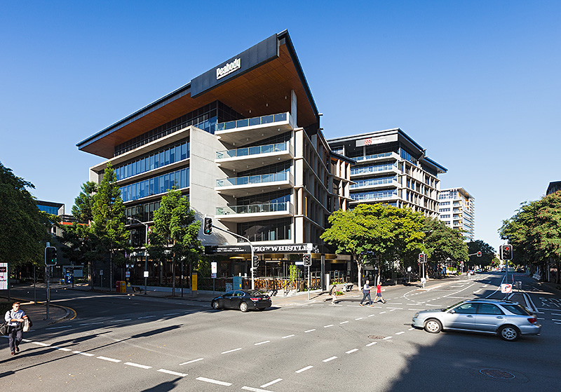 100 Melbourne Street SOUTH BRISBANE QLD 4101