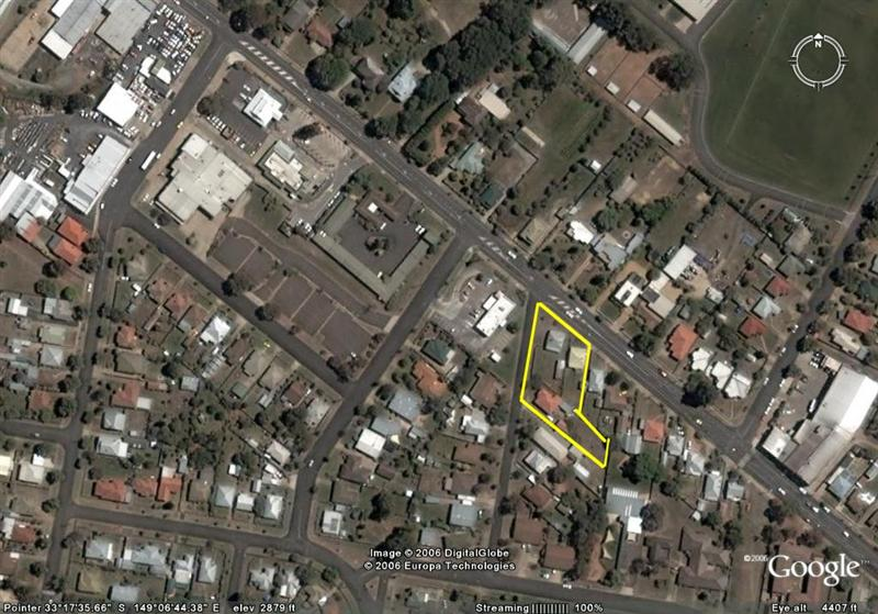 118-120 Bathurst Road & 10 Nunns Avenue ORANGE NSW 2800