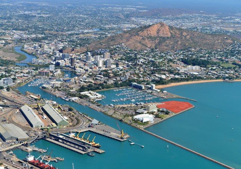 Sir Leslie Thiess Drive TOWNSVILLE CITY QLD 4810