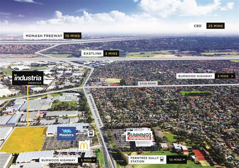 1464 Ferntree Gully Road KNOXFIELD VIC 3180
