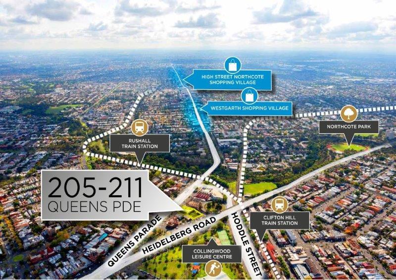 205-211 Queens Parade FITZROY NORTH VIC 3068