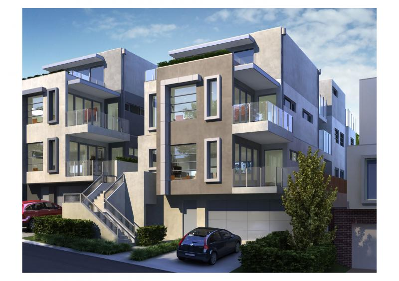 12&14 Red Hill Terrace DONCASTER EAST VIC 3109