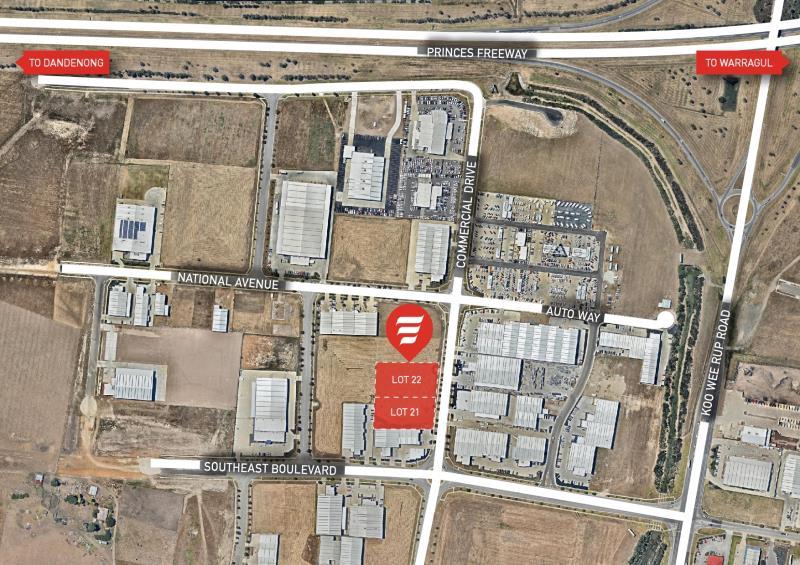 Unit 1/Lots 21 & 22 Commercial Drive PAKENHAM VIC 3810