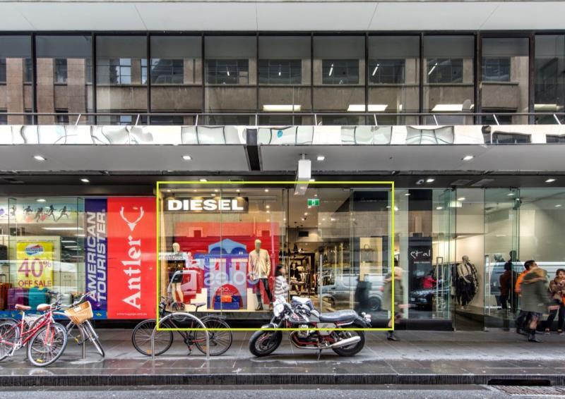 Shop 1/288 Flinders Lane MELBOURNE VIC 3000