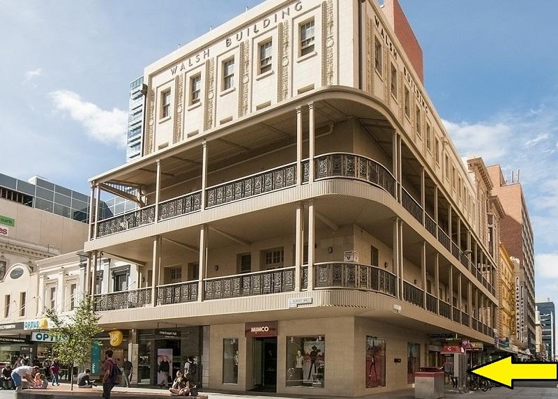 44 Gawler  Place ADELAIDE SA 5000