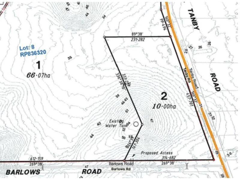LT SP26406/472 Tanby Rd TAROOMBALL QLD 4703