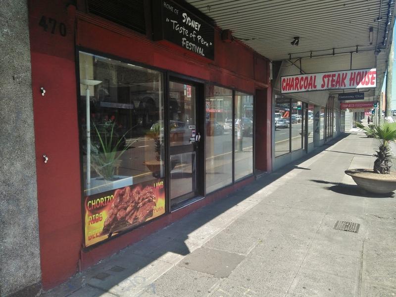 Ground 470 Parramatta Road PETERSHAM NSW 2049
