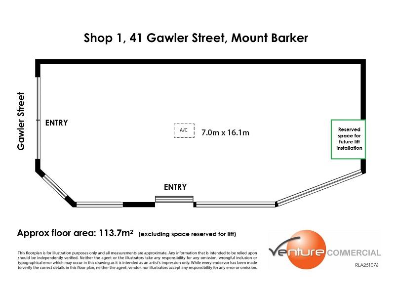 1/41 Gawler Street MOUNT BARKER SA 5251