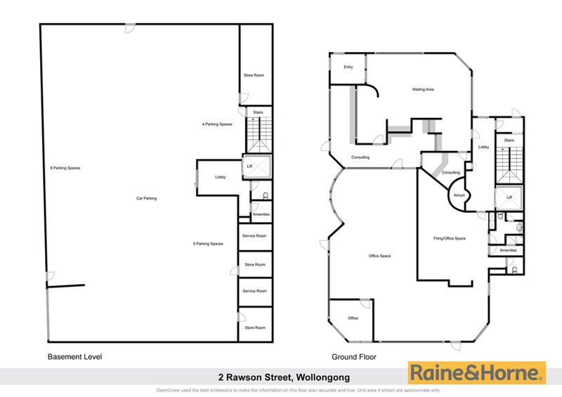 2 Rawson Street WOLLONGONG NSW 2500