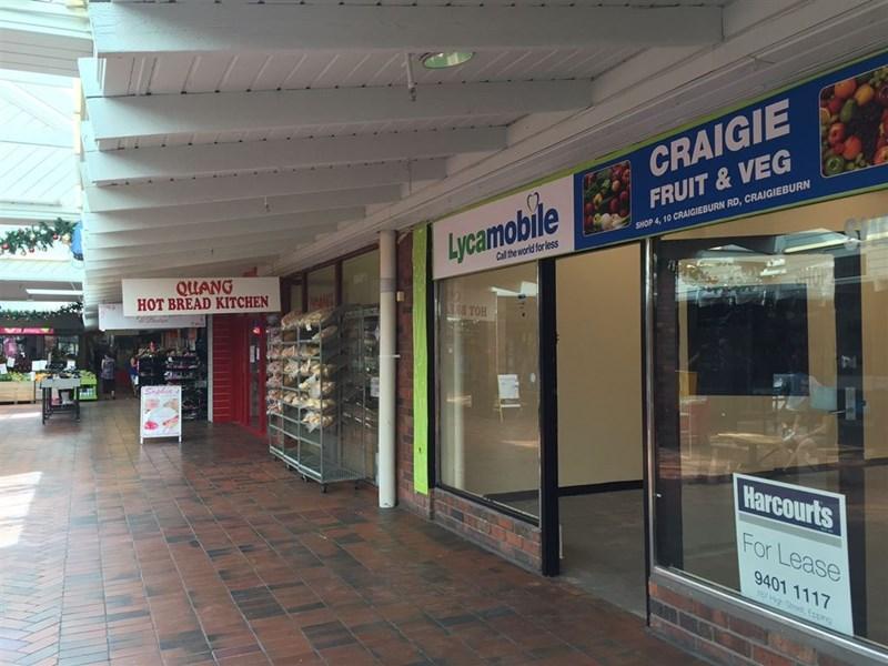 Shop 4/10 Craigieburn Road CRAIGIEBURN VIC 3064