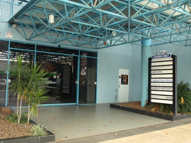 Ground Flo/516 Ruthven Street TOOWOOMBA CITY QLD 4350